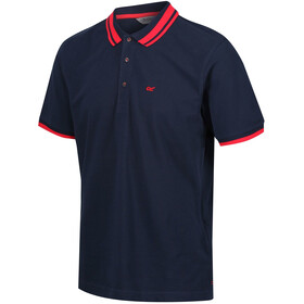 Regatta Talcott II Miehet Lyhythihainen paita , sininen